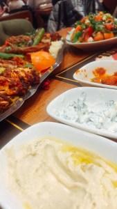 assortiment ottoman grill