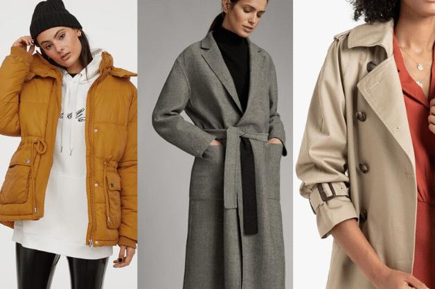 Shopping : 10 manteaux pour passer un hiver stylé