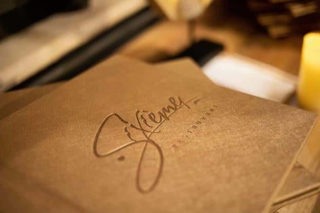 Restaurant Le sixième