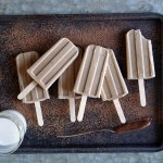 3 Ingredient Fudge Pops Vegan