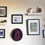 living room gallery wall ideas interior decorating