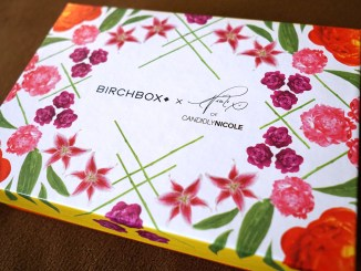 Cover of Birchbox Candidly Nicole