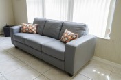 Grey Ikea Couch