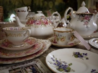 The Tea Room Tea Sets