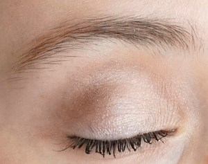 Subtle Eye Look Cargo and covergirl
