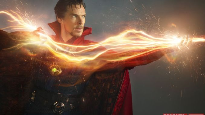 Dr. Strange movie review spoiler-free