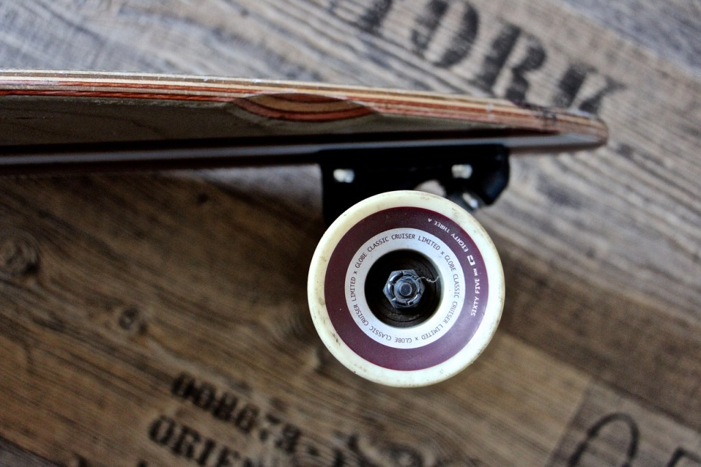 Skateboard Wheel wood skateboard younfolded blog