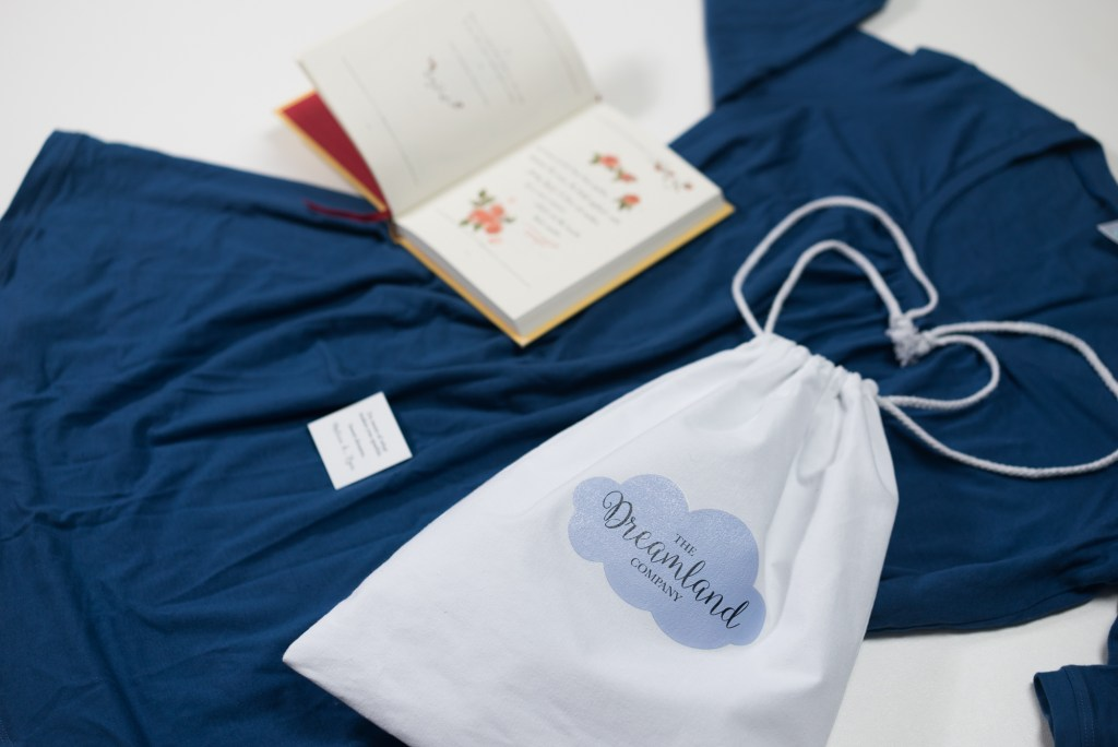 The Dreamshirt from The Dreamland Company review younfolded blog