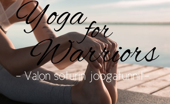 YOGA for WARRIORS -joogatunnit