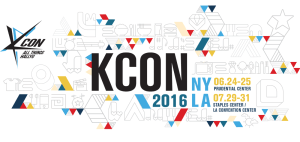 KCON 2016: Let's Play!