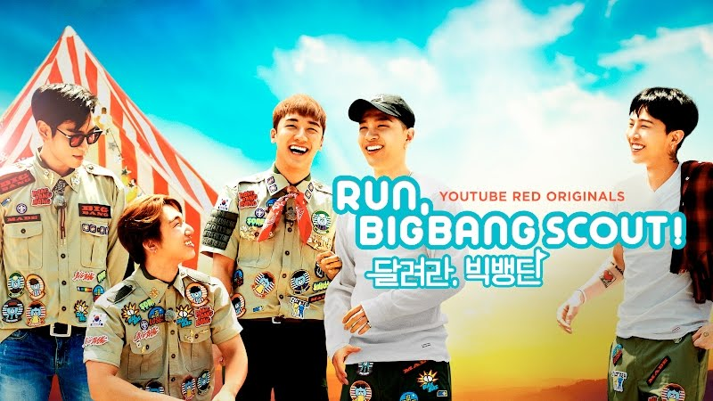 How To Watch Run, BigBang Scout for Free