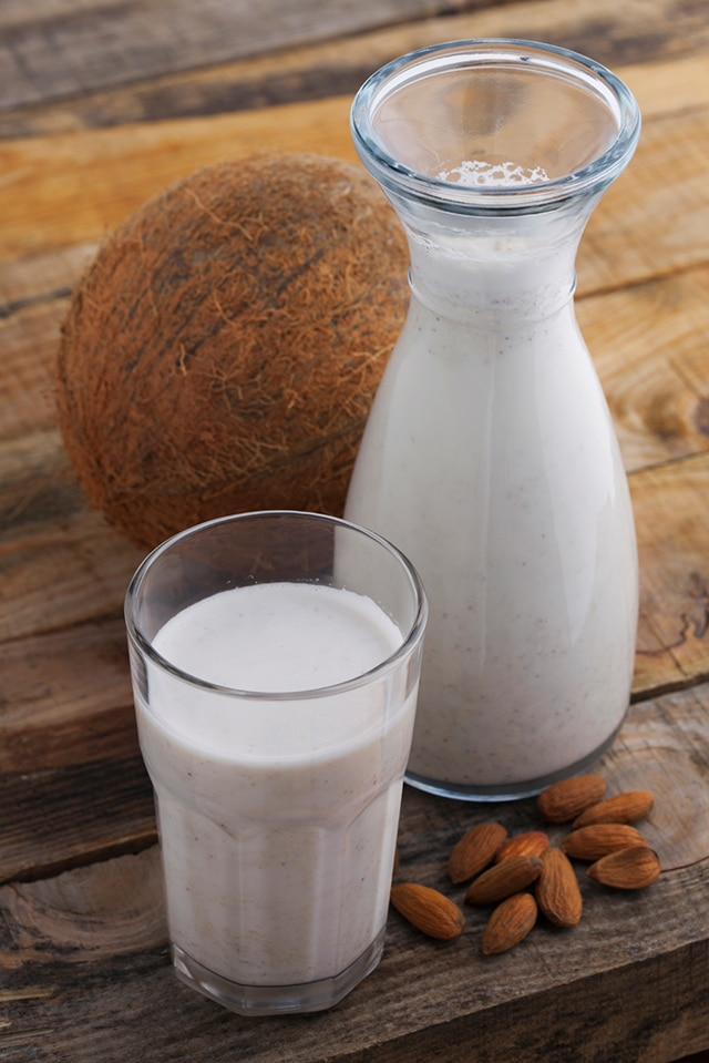 Easy Homemade Coconut Milk Recipe - Young and Raw