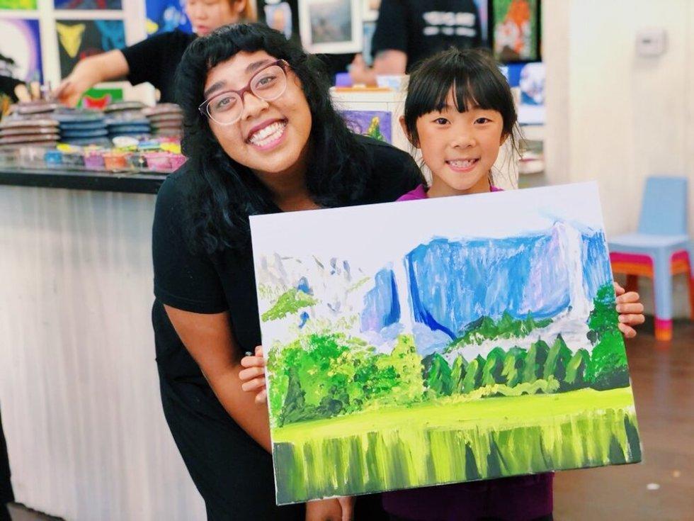 Teacher and Artist