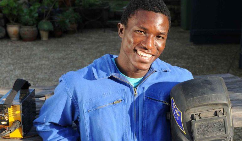 Williams Kemadjou Tchatchoua : du Cameroun aux olympiades métallurgiques bretonnes