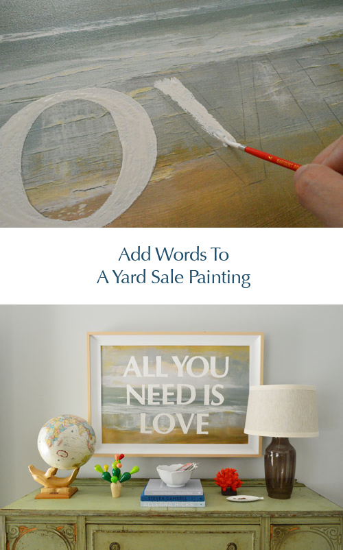 add-words-to-a-yard-sale-painting