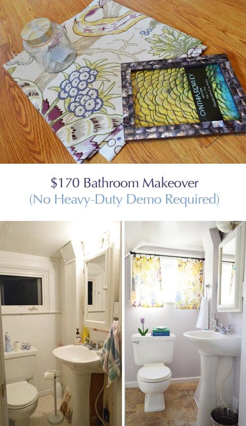 affordable-bathroom-makeover