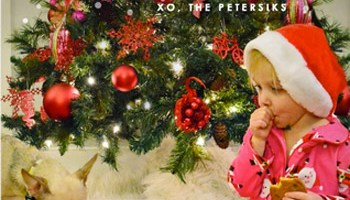 Cute christmas card ideas you can photograph yourself young house love christmas card photo ideas that you can do yourself solutioingenieria Images