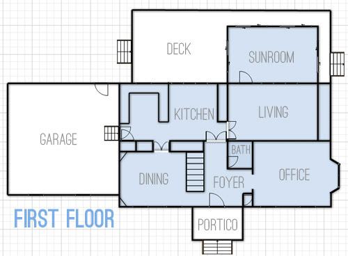 Drawing Up Floor Plans U0026 Dreaming About Changes