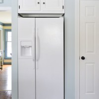How To Paint A Refrigerator With Appliance Paint