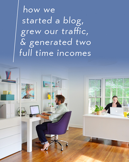 how to start a blog grow your traffic and earn money from it