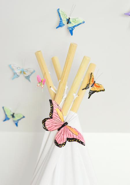 Playful-Family-Bonus-Room-Butterfly-Teepee-CloseUp