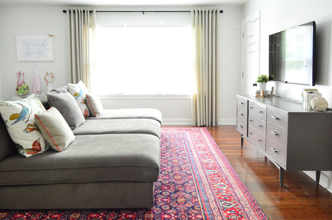Playful-Family-Bonus-Room-Three-Kivik-Chaise-Together