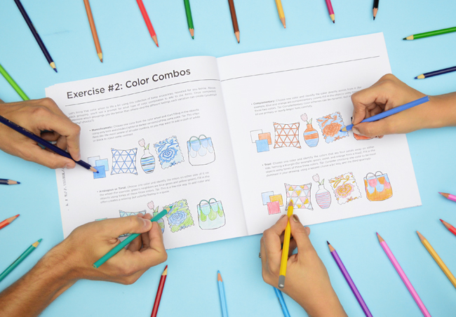 color-at-home-coloring-book-exercises