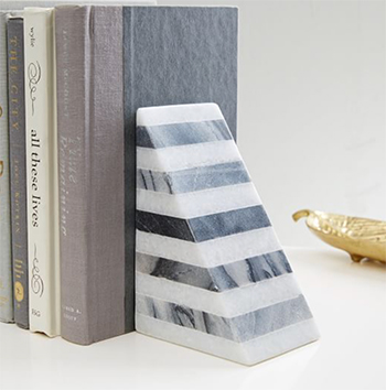 bookend-marble-sale-stone-chic-gift