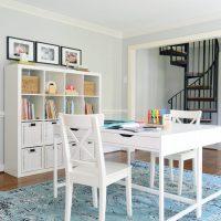 Easy Makeover: A Hardworking Homework Room