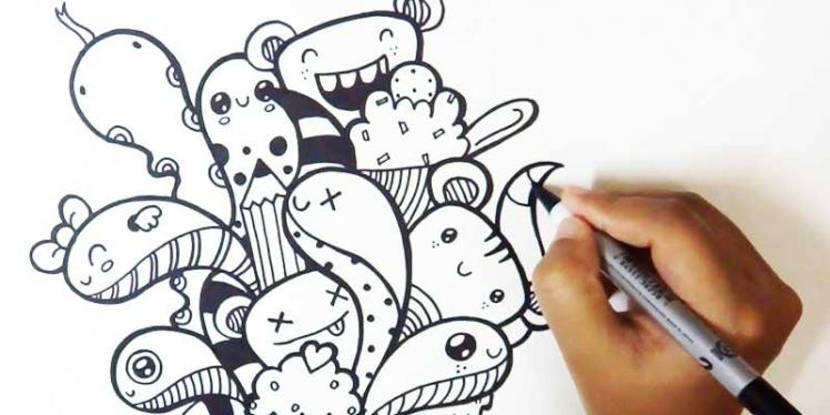 Career In Doodling Art Alicia Souza