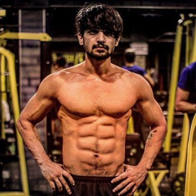 These Pictures Of TV Hottie Yuvraj Thakur Will Definitely