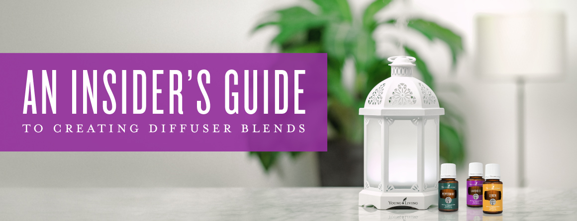 Essential Oil Blends For Diffusers Young Living Blog