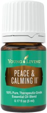 Peave & Calming II Essential Oil Blend - Young Living