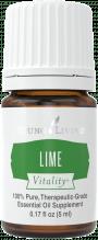Lime vitality essential oil