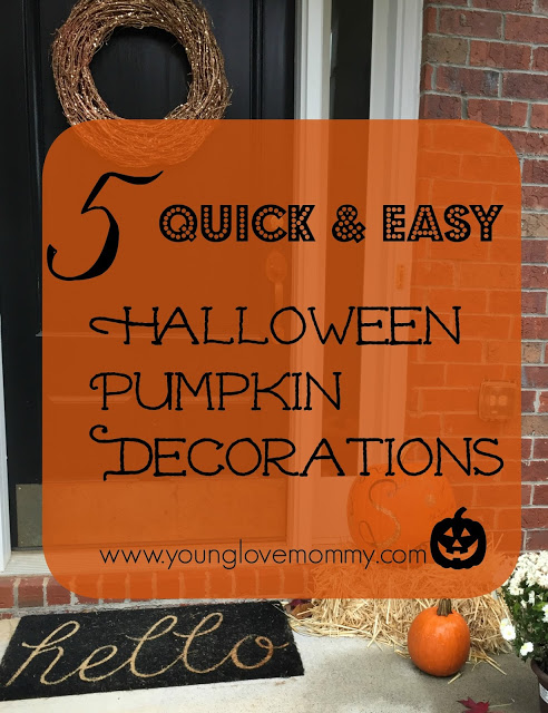 Halloween pumpkin decoration ideas