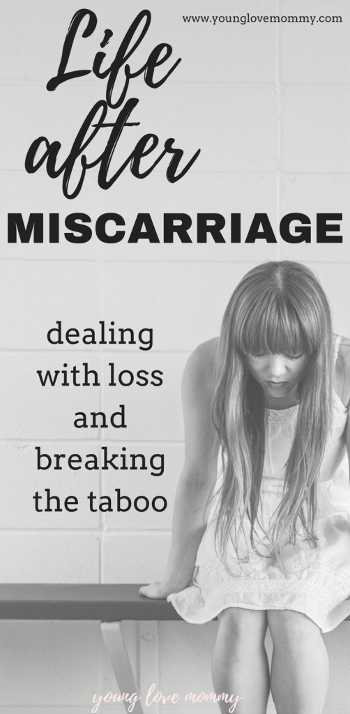 life after a miscarriage