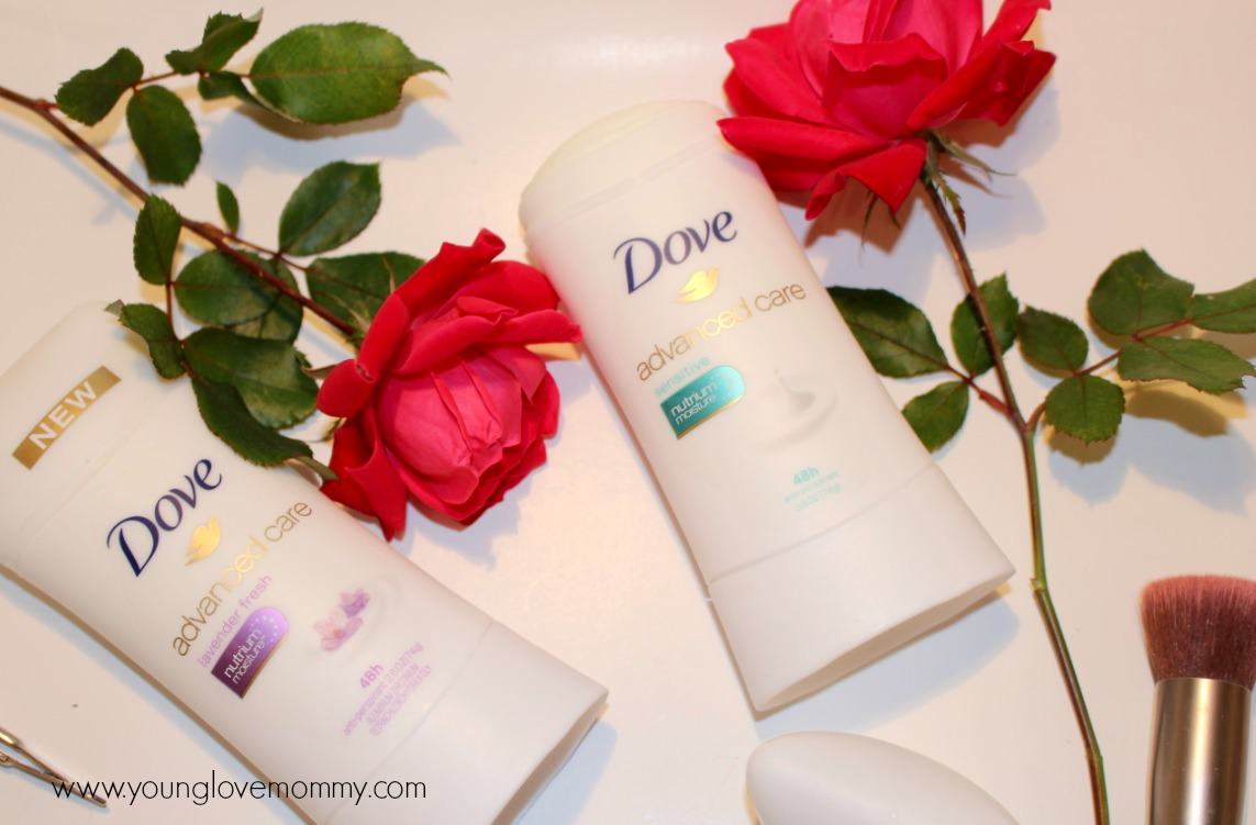 Dove Self-Care & The New Mom on the Move