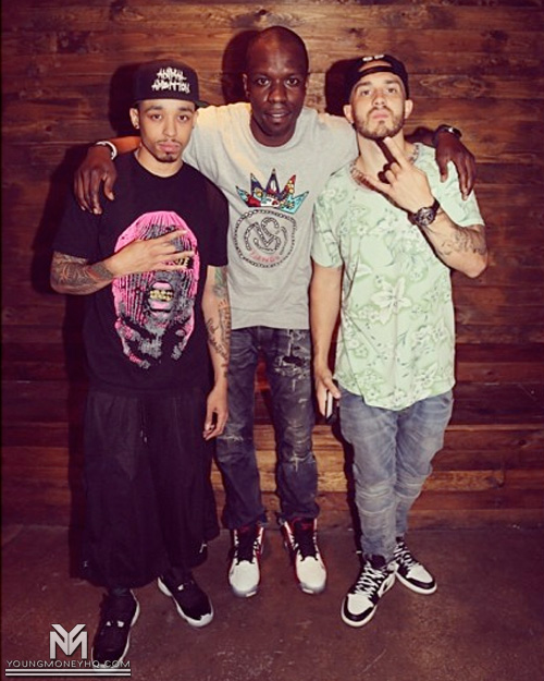 Cory Gunz Spits A Freestyle On PNC Radio The Commission Show