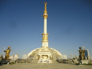ashgabat arch of neutrality