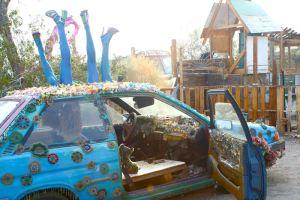 slab city car