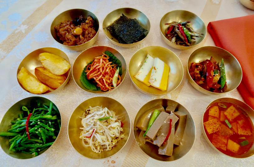 Finding Vegan Food In North Korea Young Pioneer Tours