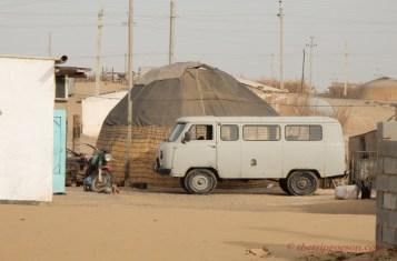 turkmenistan border crossing