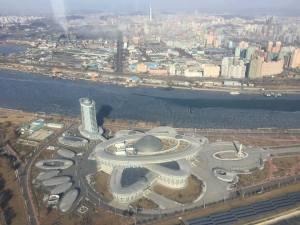 Seoul to Pyongyang