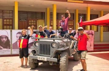 East Timor crew