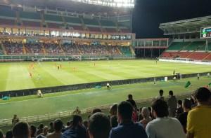 stadium in Grozny Chechnya