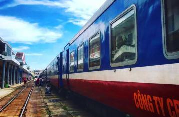 vietnam train