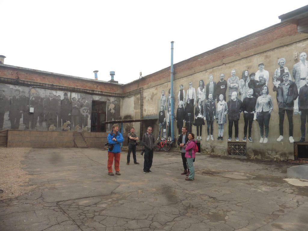 Y street gallery