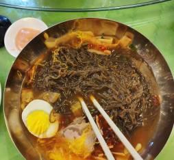 Seamens club Pyongyang Cold Noodles