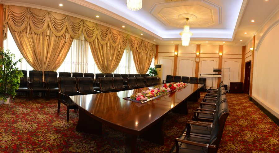 Pothonggang Hotel Conference Room