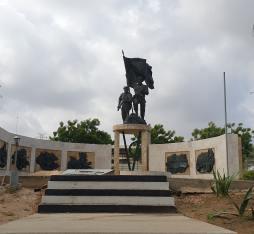 A memorial of Angola